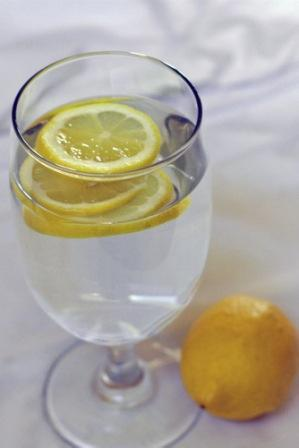 Water with Lemon compressed