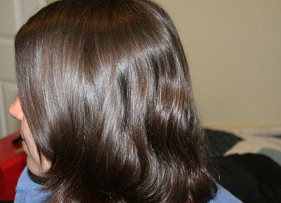 Steph-hair-no-poo