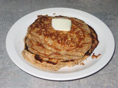 Pancakes for convenience mixes